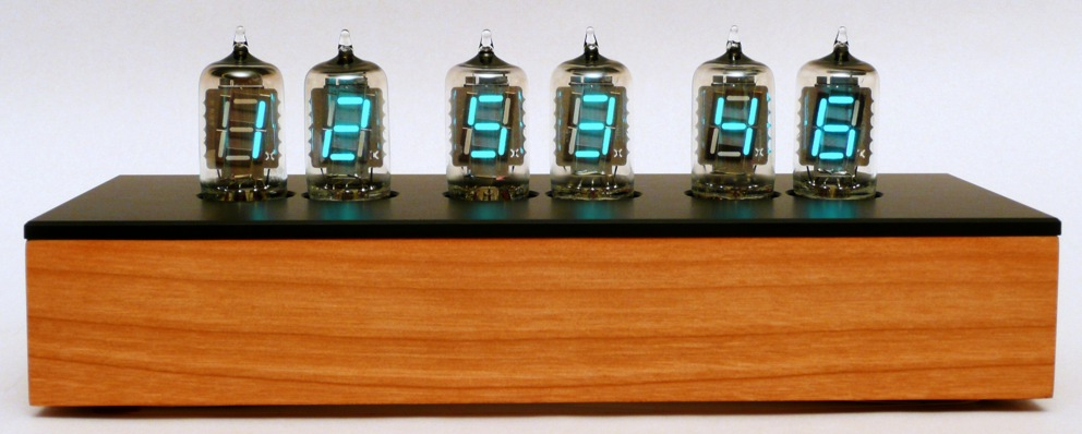 GE-100 VFD Tube Clock