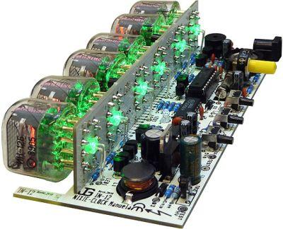 IN-12 Nixie Clock Kit
