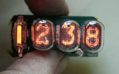 Nixie Watch Redux
