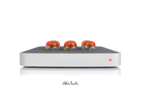 Apple TV Nixie Clock