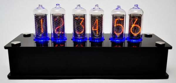 IN-8 Blue Dream Nixie Clock