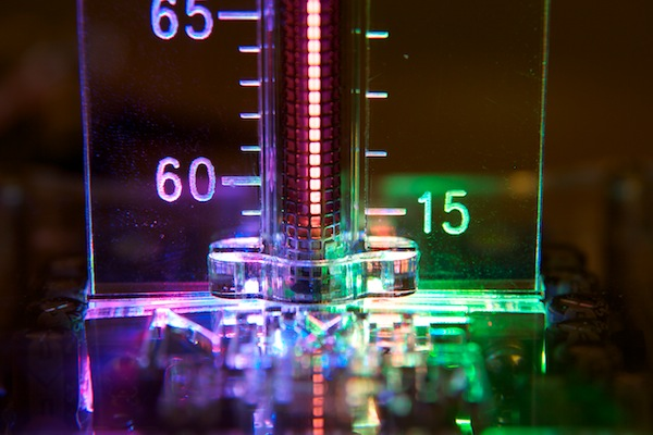 Nixie Therm Nixie Thermometer