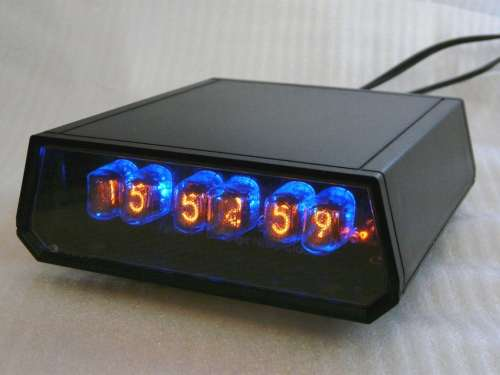 TyNixie Clock Lawrence Wilkins MrNixie