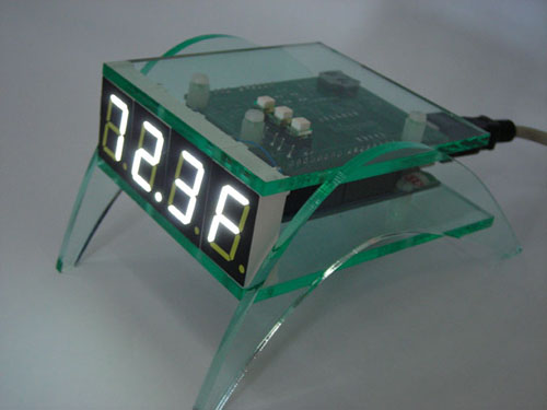 LED Arduino Clock