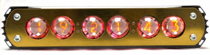 Laura Nixie Clock