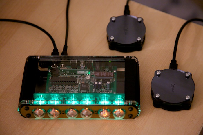 Arduino Shield NIXIE Tubes Clock IN-14 - Arduino