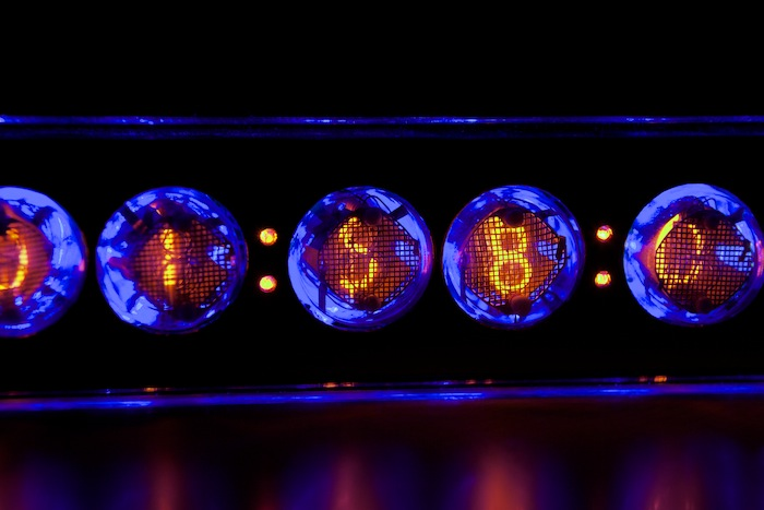 IN-2 Nixie Clock