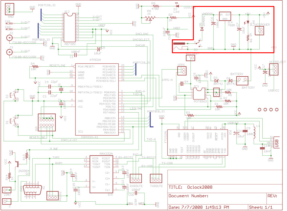 Build Schematic Power Supply