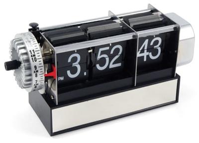 tubeclockdb exposed flip clock. Black Bedroom Furniture Sets. Home Design Ideas