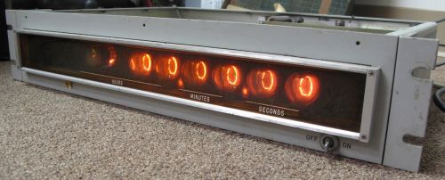 Collins Nixie Tube Counter
