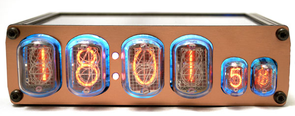 Lena Nixie Clock