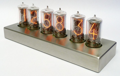 Chronotronix V600-NT Nixie Tube Clock