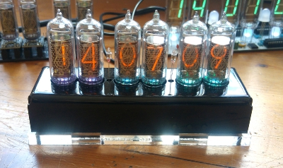 Nixie Six Front