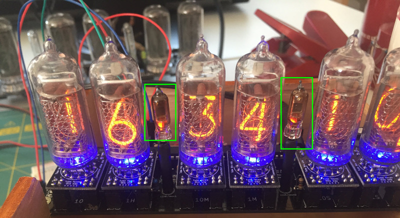 Arduino Modular IN-14 Nixie Clock Rev3 - Kunena